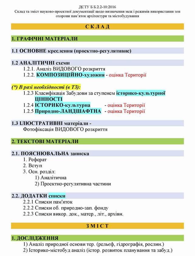 ДСТУ - Зони охор Склад та зміст (фрагм) с1
