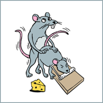 Ю - ххх 2 mousetrap
